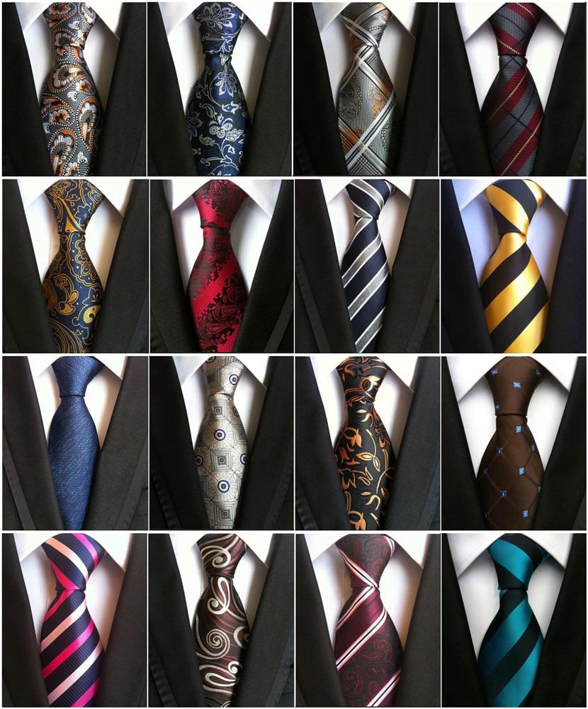 8cm Men's Ties New M