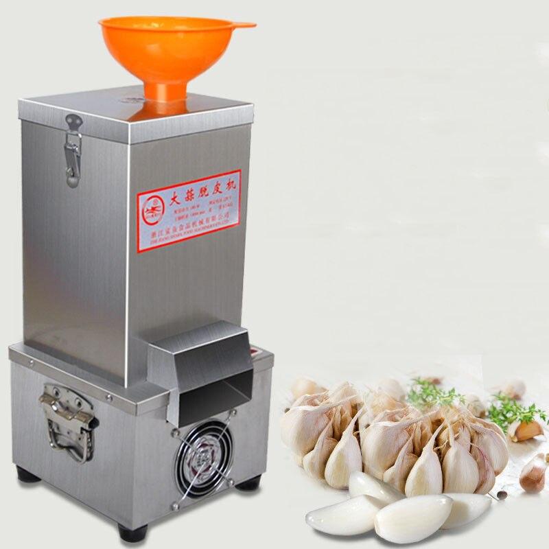 High Quality Household Commercial Dry Garlic Peeling Machine 10-25KG/H Electric Garlic PeelerHigh Quality Household Commercial Dry Garlic Peeling Machine 10-25KG/H Electric Garlic Peeler