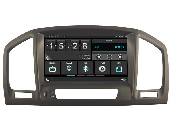 FRO OPEL INSIGNIA 2008 2011 CAR DVD Player car stereo car audio head unit Capacitive Touch