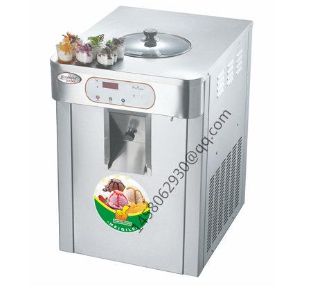 Countertop hard ice cream making machineCountertop hard ice cream making machine