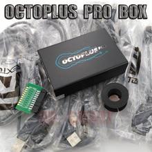 Оригинал Octoplus Pro Box с 7 в 1 кабель/адаптер Набор для работы samsung и для LG + Medua JTAG активации мобильные телефонные адаптеры