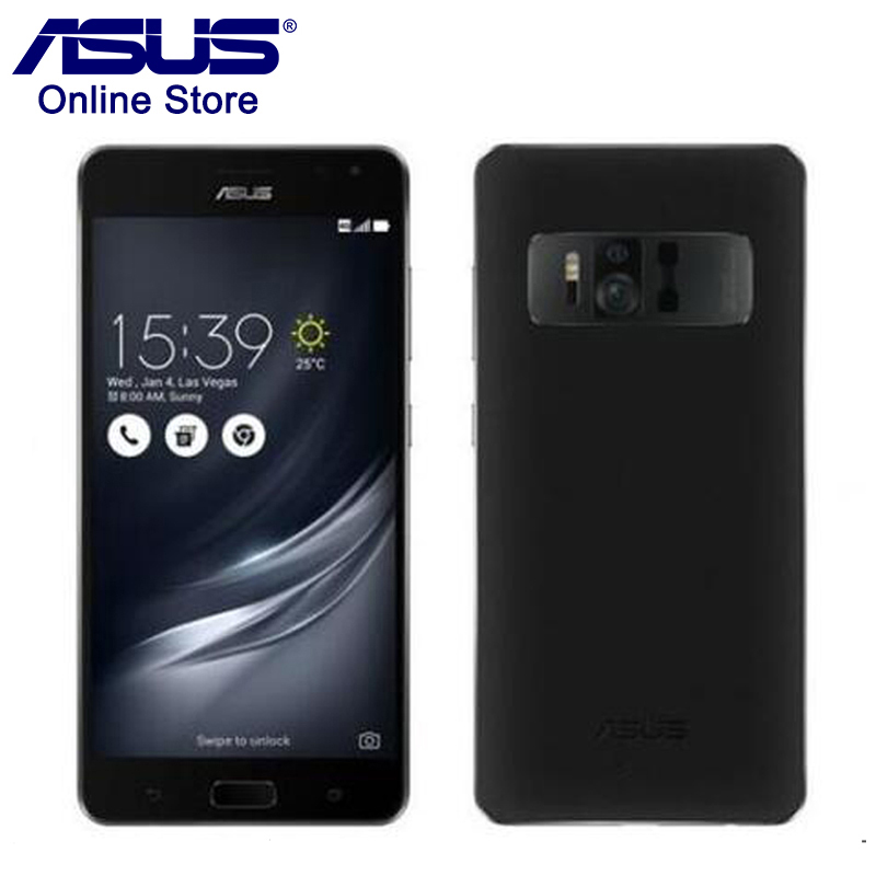 2017 New Arrival Asus zenfone AR ZS571KL 4G LTE Smartphone 5.7 inch 2560*1440 Snapdragon 821 Android 7.0 23.0MP 6GB RAM 64GB ROM