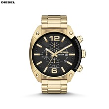 Наручные часы Diesel DZ4342 мужские с кварцевым хронографом на браслете