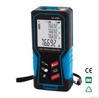 Бесплатная доставка NOYAFA NF-2680 расстояние области измерения объема цифровой лазерный дальномер