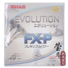 Origianl Tibhar EVOLUTION FX-P table tennis rubber table tennis rackets racquet sports fast attack loop made in Germany