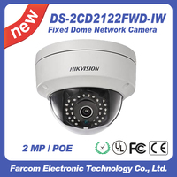 Dome Camera DS 2CD2122FWD IW Night Camera Hikvision Cctv Camera IP66 2MP HD