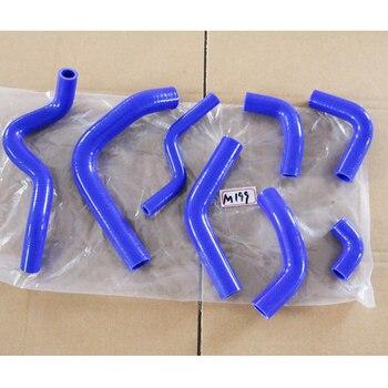 Silikonowy wąż chłodnicy dla DUCATI 998 02 03 04 płynu chłodzącego rury nowe