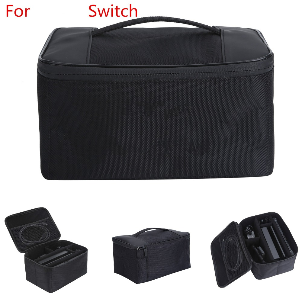Sanchow Portable Hard Protective Carry cremallera asa bolsa de mano - Juegos y accesorios