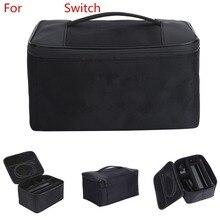 Sanchow kaasaskantav kõva kaitsekandega tõmblukk käepide käeshoitav mängimängukott mängutarvikute kotid Nintend Switchile