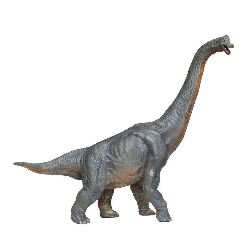 brachiosaurus Jurassic Animal Model Biology World Park Dinosaur Model Dinosaur Plastic Toy decorate Gifts for Children 40CM