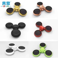2017 Led Bluetooth Fidget Spinner Bluetooth Led Light Fidget Spinner Bluetooths Speaker Finger Leds Light Spiner