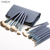 22pcs Makeup Brushes Set Fan Powder Foundation Blusher Eyebrow Comb Eyelashes Brush Pincel Maquiagem Cosmetic Tools