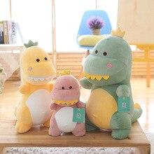 New Eiderdown cotton dinosaur Doll Cartton  Plush toy Pillow Creative Gift