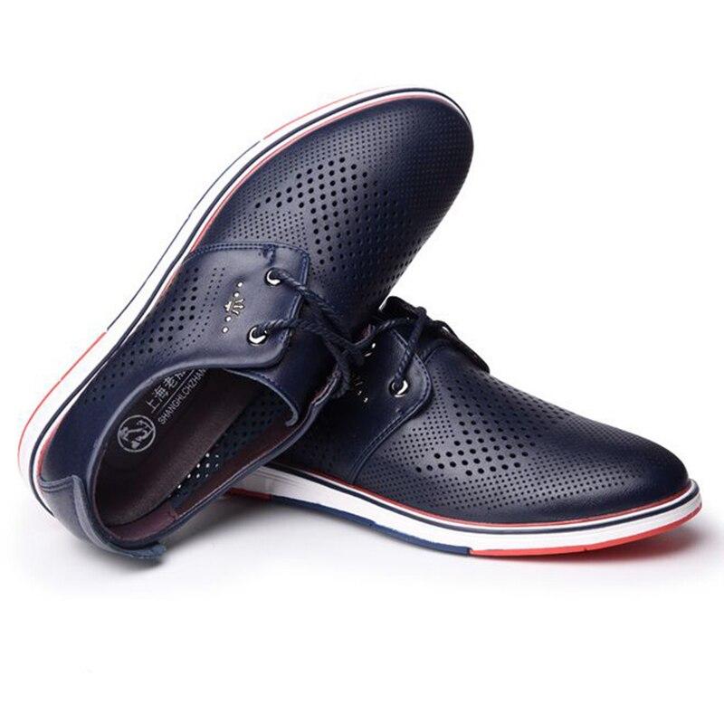 Տղամարդկանց նոր ամառային ժամանցի - Տղամարդկանց կոշիկներ - Լուսանկար 2