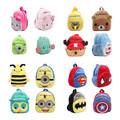 mochila Children's gifts kindergarten boy backpack Plush baby children school bags design kid girls lovely K T plush toy bags