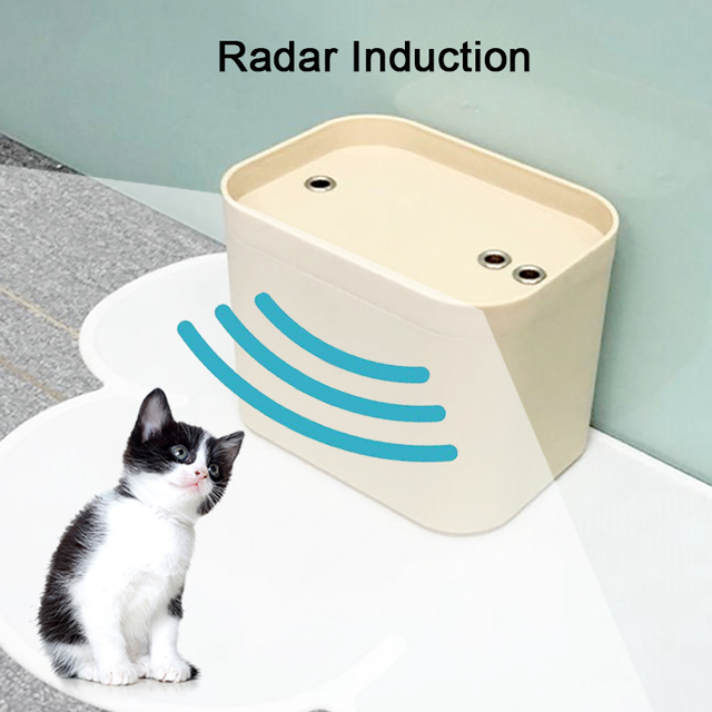 Automatic Electric Cat Fountain  3