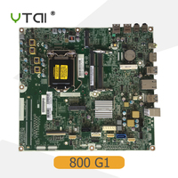 YTAI for HP 800 G1 AIO motherboard LGA 1150 Q87 757681 501 758190 501 48.3JH02.021 USB3.0 mainboard
