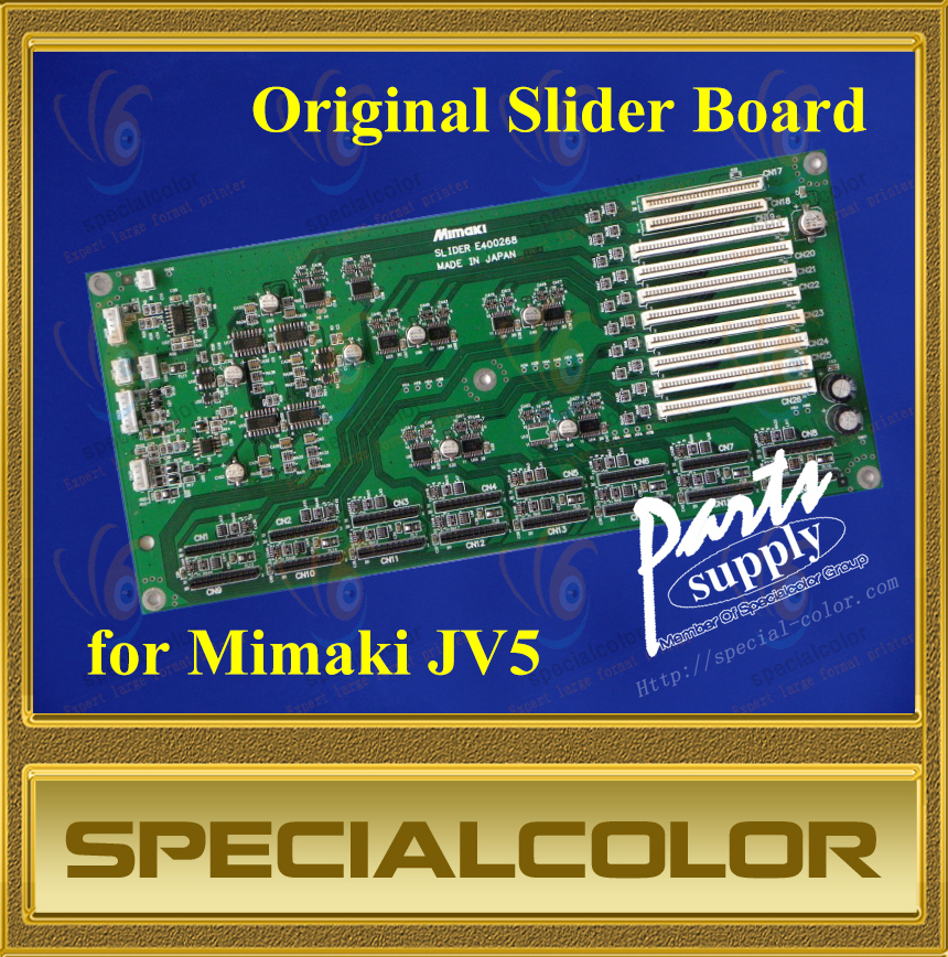Original Mimaki JV5 Printer Slider Board