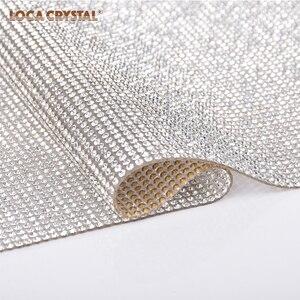 2 ММ Pointback лист из горного хрусталя, высокое качество, чашки, сумки, аксессуары, Strass, сетка из горного хрусталя, loacrystal