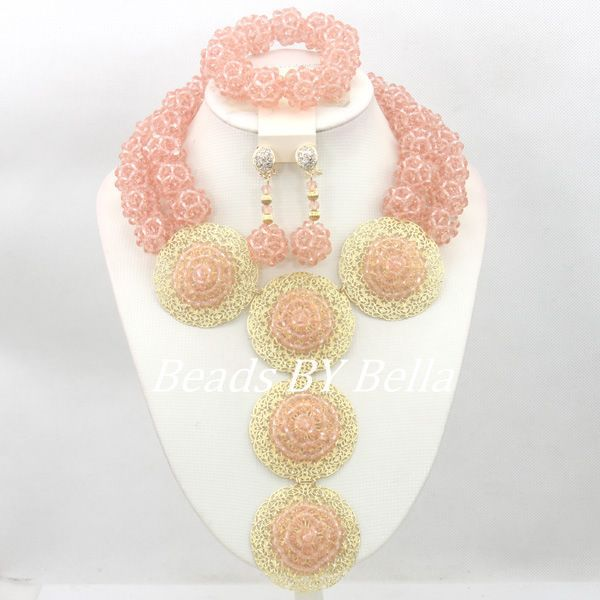 Fashion Wedding Beads Jewelry Set Crystal Necklace 2017 New African Beads Jewelry Set Women Party Beads Free Shipping ABC1181Fashion Wedding Beads Jewelry Set Crystal Necklace 2017 New African Beads Jewelry Set Women Party Beads Free Shipping ABC1181