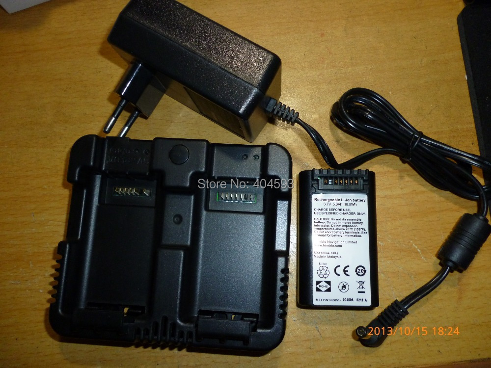 NIVO 2M&2C charger for nikon 2M/2C Li-Ion Total Station  and  nikon 2M battery