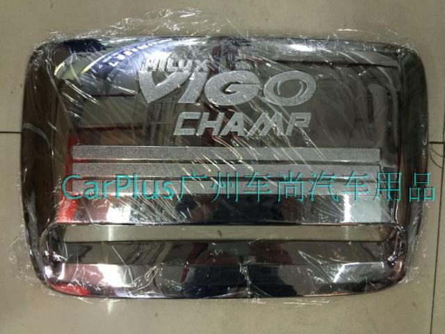 Бесплатная доставка Для 2012 hilux vigo воздухозаборник крышка капота/капот совок крышки 4x4 пикап ABS Chrome автомобильные аксессуары