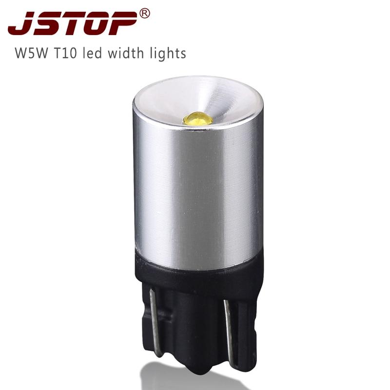 JSTOP T10 Szuper fényes lámpa kiváló minőségű automatikus - Autó világítás - Fénykép 1