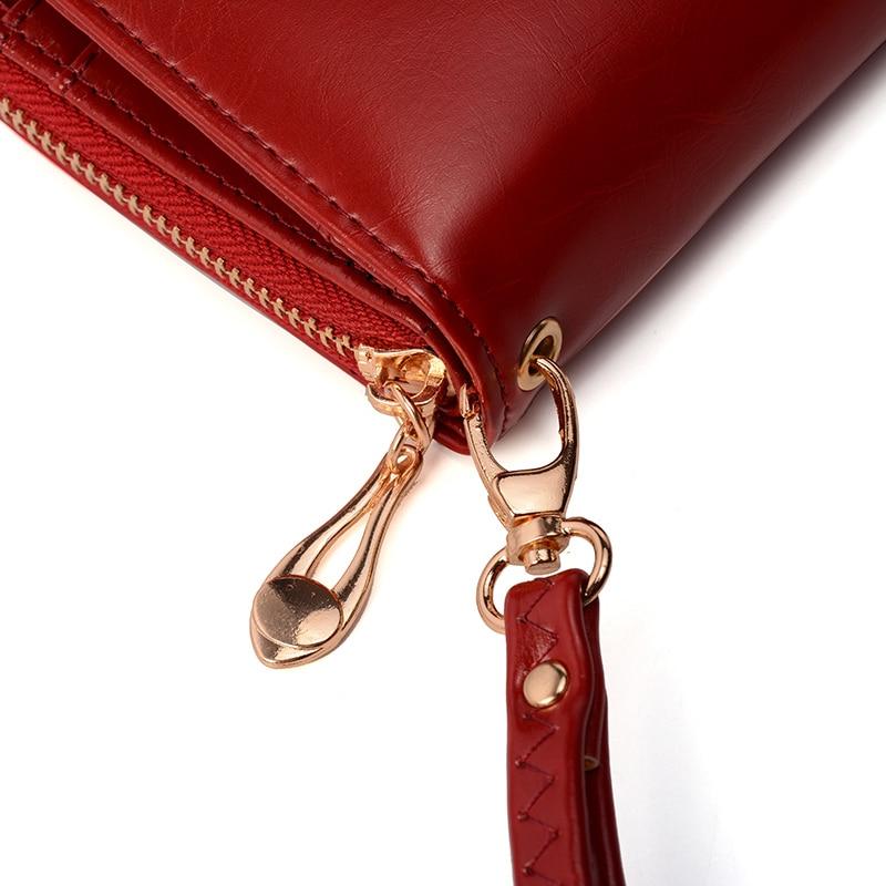 VODIU Naiste rahakott, 11 värvivalikut 5