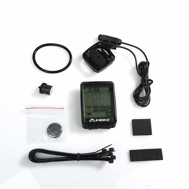 1 шт. одометр для горного велосипеда Водонепроницаемая светящаяся Таблица велосипедных кодов цифровой спидометр для велосипеда аксессуары измеритель мощности велосипеда