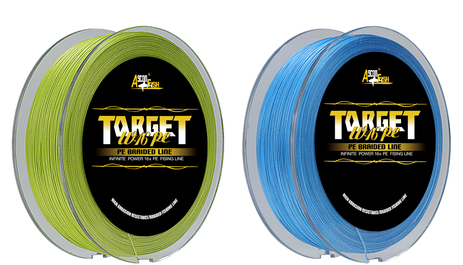 16 strands braided fishing line 300m multifilament fishing line (13)