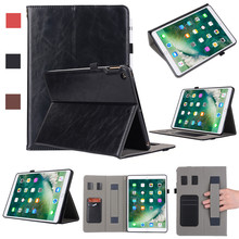 For Apple New iPad 9.7 2018 2017 Case With Pencil Holder Auto Wake Cover For iPad Air 1 2 iPad Pro 9.7 Fundas Tablet Stand Shell стоимость