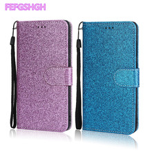 Pu Leather Flip Case For Oppo AX5S Luxur