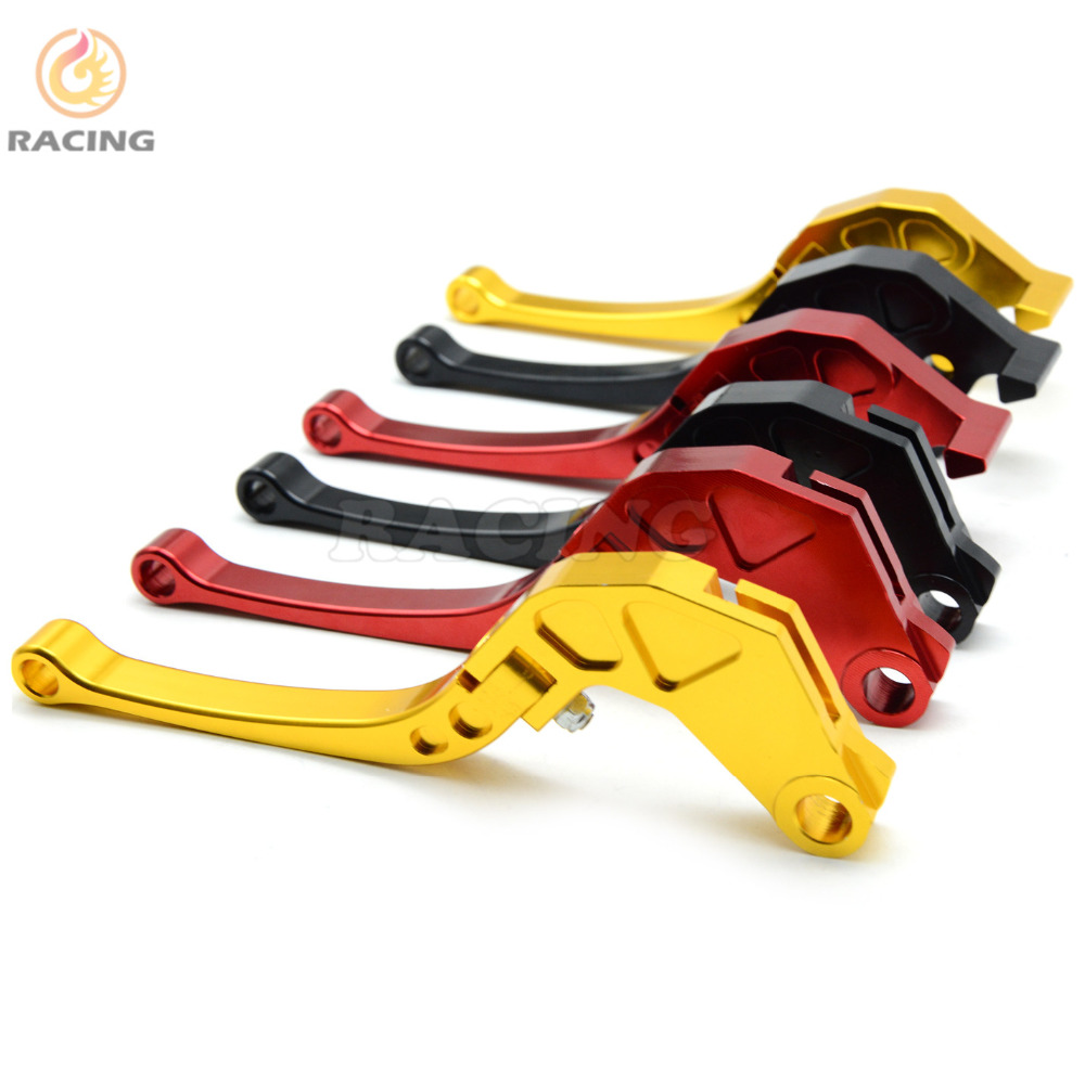 Brand Universal 3 Color CNC Aluminum Foldable Adjustable Motorcycle Brake Clutch Levers For Honda MSX125 / CBR250 Accessories пена монтажная grover diy45 профессиональная всесезонная 750
