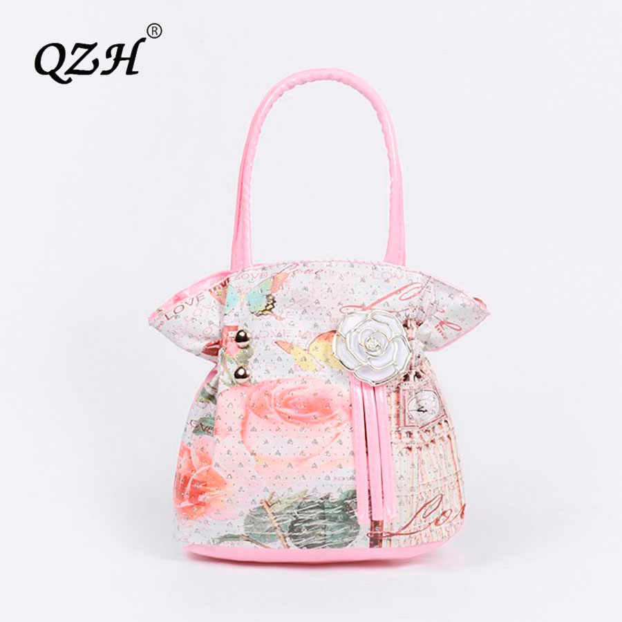 45a239cd0b73 Children s Coin Purse Handbag Totes Kids Girls Shoulder Bag Baby Toddle  Handbags Appliques Women Hand Bags