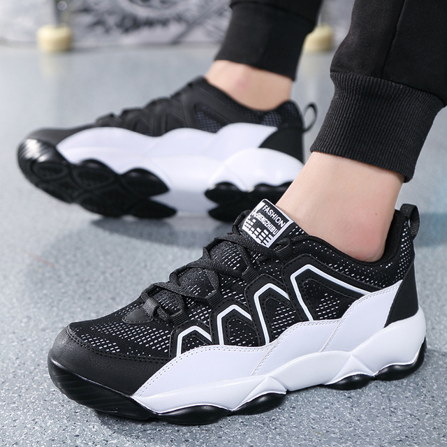 Men Basketball Shoes Women Non Slip Sneakers Outdoor Unisex Athletic  Comfortable Cheap Sports Shoes e9b7ac04f