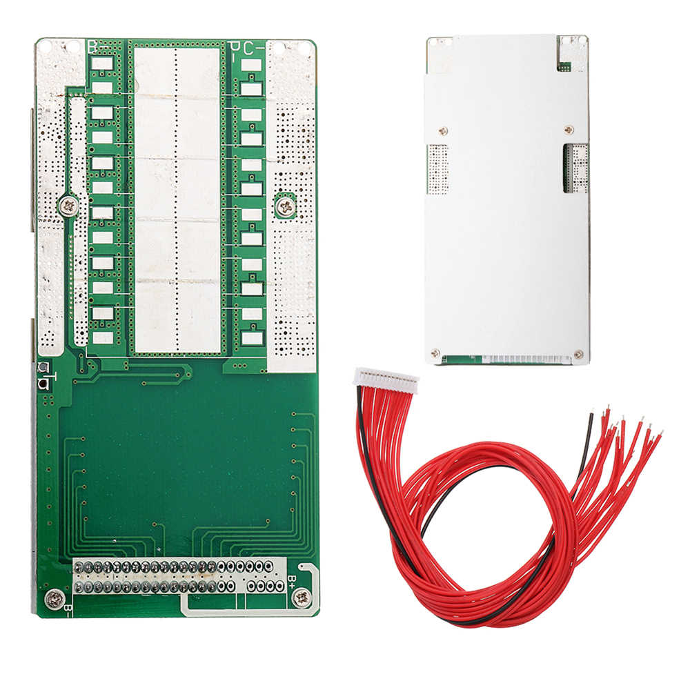 Detail Feedback Questions About 1pc 13s 35a 48v Li Ion Lithium 18650 Circuit Diagram With Auto Cut Off Ebike Lifepo4 36v 8a New 45a Lipolymer Battery Protection Board Module Bms Pcb Balance