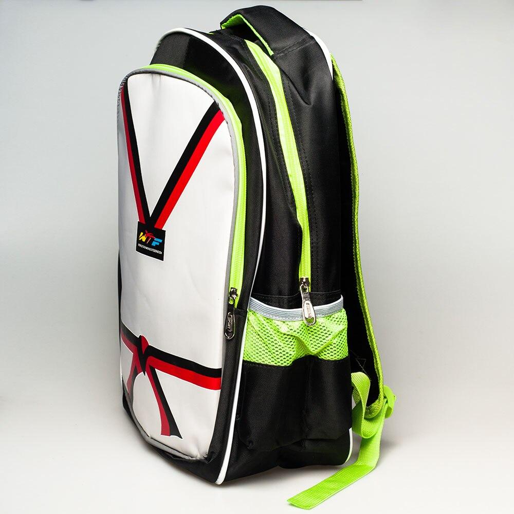 Taekwondo Backpack Bag Taekwondo Handbag Adult Kids Taekwondo Bag Equipment Package Protective Bag Wtf Protector Bag Delicious In Taste