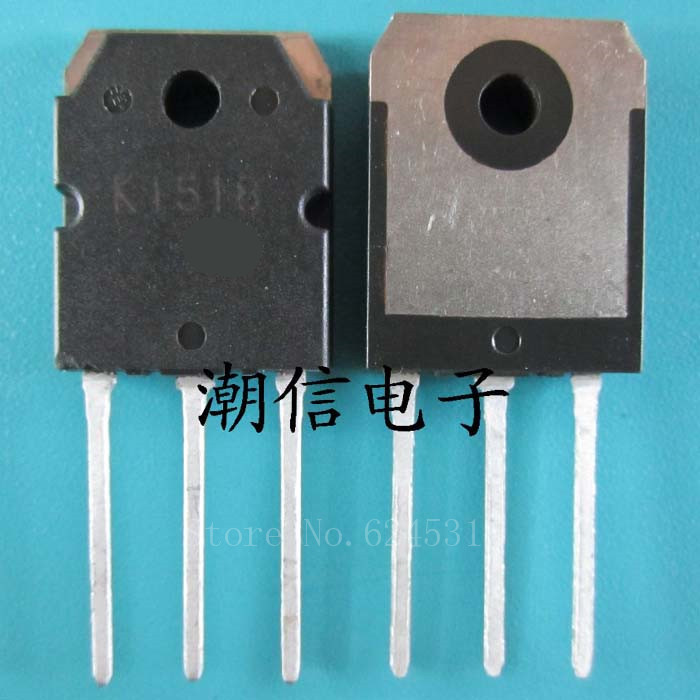 TRANSISTOR 2SK1518 TO-3P K1518