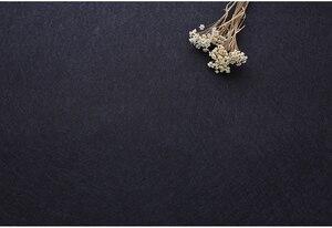 Image 3 - Preto tom de mármore fundo papel alta qualidade textura padrão para estúdio foto adereços para jóias cosméticos fotografia pano fundo