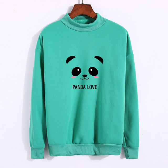 PANDA LOVE SWEATSHIRT