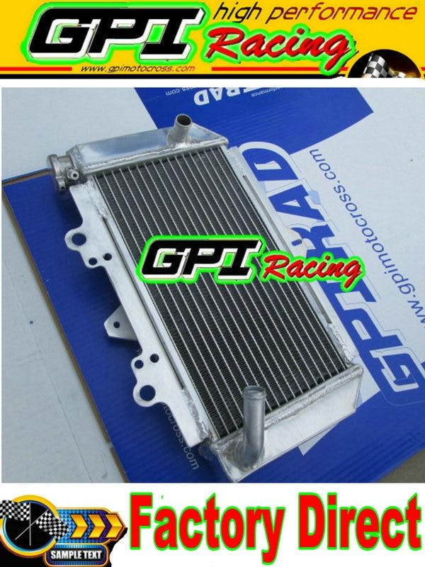 GPI aluminum racing Radiator for Yamaha YFZ450 YFZ 450 04 05 06 07 08 03  2004 2003 2005 2006 on Aliexpress com   Alibaba Group