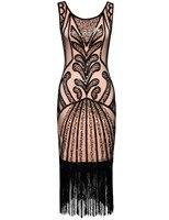 Goddess Beads Embellished Pleated Chiffon Long Sleeve Maxi Dress