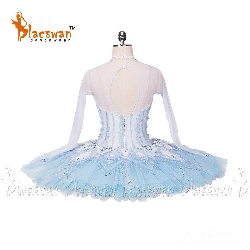 Nutcracker Snow Scene Ballet Costumes Snow Flakes BT695 Snow Queen Classical ballet tutu Ballerina Stage Costume YAGP Tutu