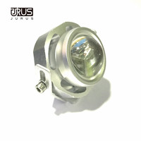 High Power Waterproof 1Pcs 10W COB Octagon High Waterproof Headlights Car And Motorcycle Fog Lights Daytime