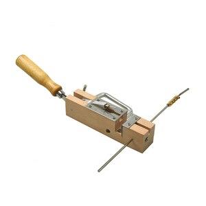Image 4 - Gran oferta, nuevo equipo cuadro apicultura, máquina perforadora de ojales para peines y marcos de abejas, herramienta de Apicultura