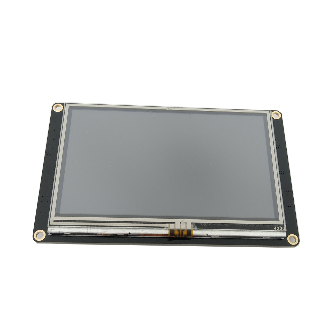 Image 2 - Nextion 4.3 Enhanced HMI Intelligent Smart USART UART Serial Touch TFT LCD Module Display Panel For Raspberry Pi Kits-in LCD Modules from Electronic Components & Supplies
