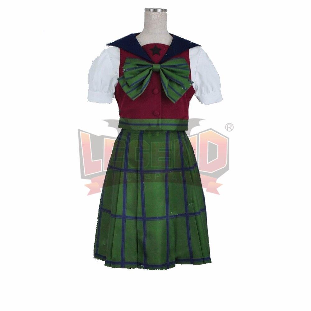 Cosplaylegend Anime SAILOR MOON Sailor Saturn Tomoe Hotaru Kaiou Michiru Cosplay Costume Costume uniform skirt adult custom made