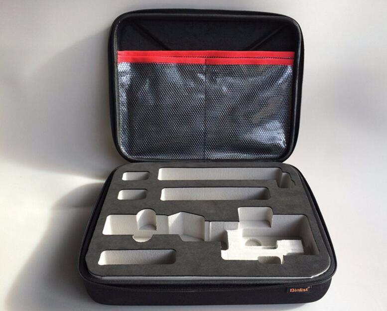 1Pcs CNC aluminio aleación Adaptador De Trípode Montaje Para Go Pro Hero Lcd 5 4S 4 3 DFZT