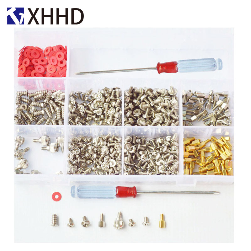 Hard Disk DIY Motherboard PC Personal Computer Assemble Case Fan Hand Screw Bolt Standoff Washer Set Assortment Kit Box 660pcsHard Disk DIY Motherboard PC Personal Computer Assemble Case Fan Hand Screw Bolt Standoff Washer Set Assortment Kit Box 660pcs