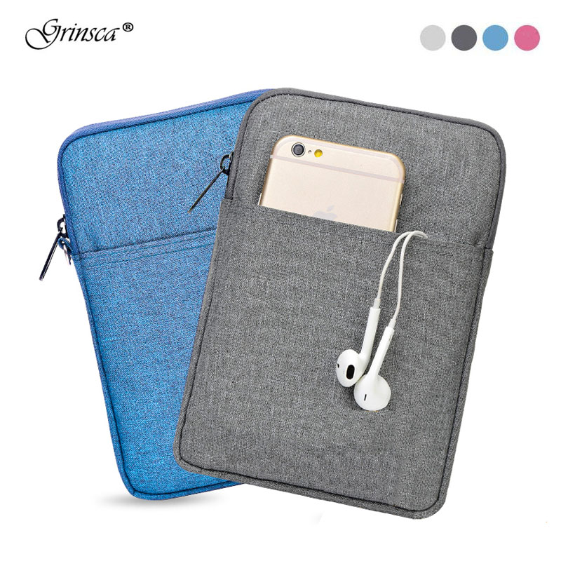Tablet Sleeve Bag Pouch Case for iPad Pro 10.5 inch 2017 Bag for iPad 2 3 4 Unisex Thick Shockproof Liner Cover A1701 A1709 akr shockproof 7 9 inch tablet sleeve pouch case for ipad mini 4 3 2 mini 3 cover thick